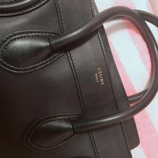 90% new Celine medium bag