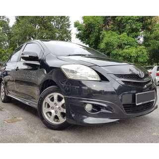Toyota Vios 1.5 (A) TRD body kit