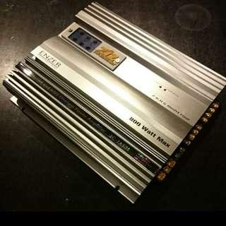 Car Amplifier Enzer