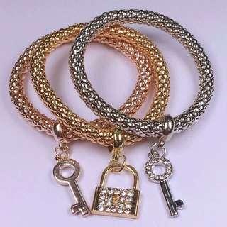 3 in 1 Poppy Bracelet