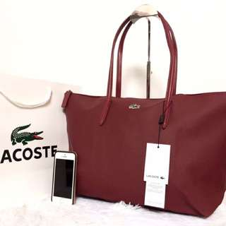 Lacoste Horizontal Bag