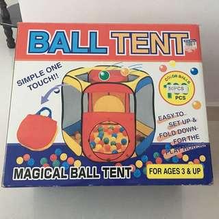Magical Ball Tent