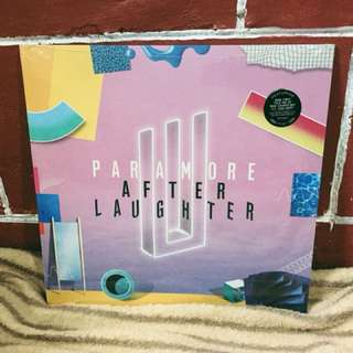 After Laughter by Paramore Vinyl Record Plaka LP CD