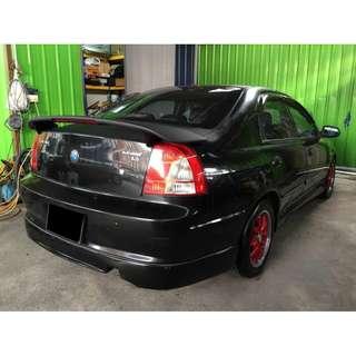 Kia Spectra 1.6 LS (Auto) Jual Murah 5800 Shaja 2007/08