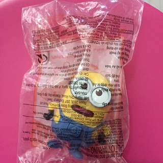 Minions Happy Meal Mcdonalds Despicable Me 3