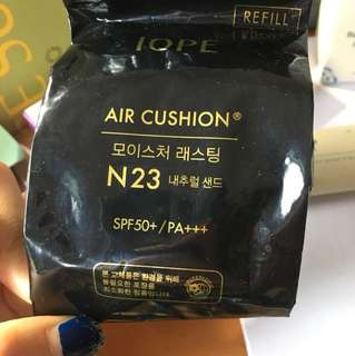 IOPE Air Cushion Refill moisture lasting N23