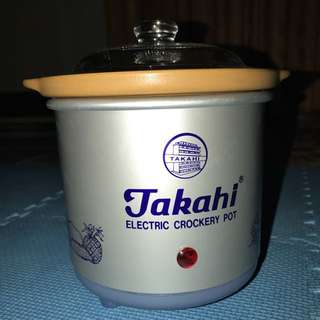 Takahi Slow cooker 0.7ml