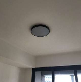 50 cm LED ceiling light 3 Color with dimmer remote