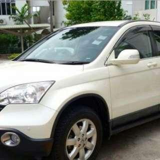 Honda CRV 2.0A SG