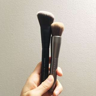 Urban decay and Sephora brushes