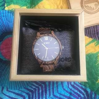 Brand new JORD watch