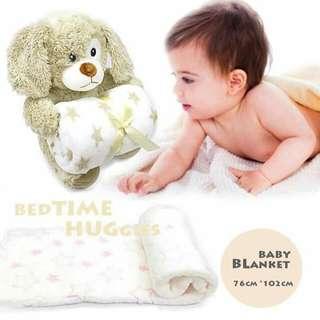 Huggies Puppy Blanket