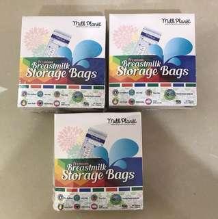 Milk planet breast milk storage bag 7oz