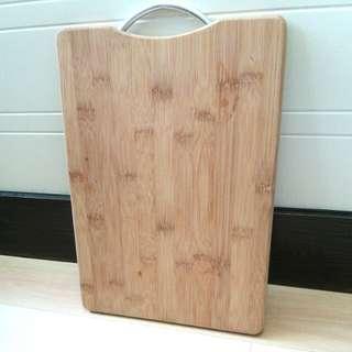 雙面天然竹砧板 cutting board