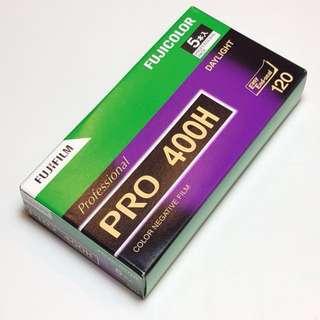 [PROMO] 5x Fujifilm Pro400H 120 Film