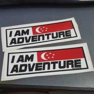 I am adventure  set