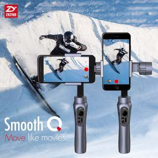 🛒(OFFER) Zhiyun Smooth Q for Smartphone Gimbal Stabilizer