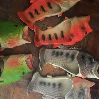 SALE 150 COD FISH KOI Slippers 🐟 LIMITED STOCKS