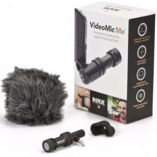 🛒(OFFER) Rode VideoMic Me Microphone for Apple iPhone iPad Smartphones
