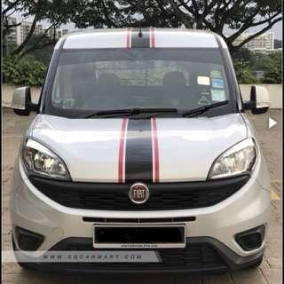 Fiat Doblo Maxi 1.6 Auto