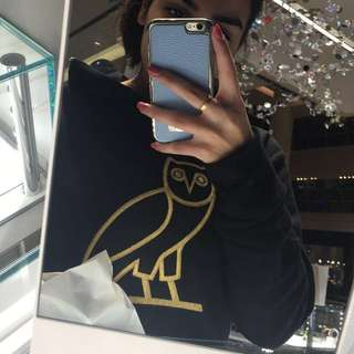 OVO New Women's Cropped Hoodie (size M)