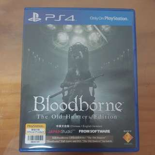 Bloodborne - The Old Hunter's Edition