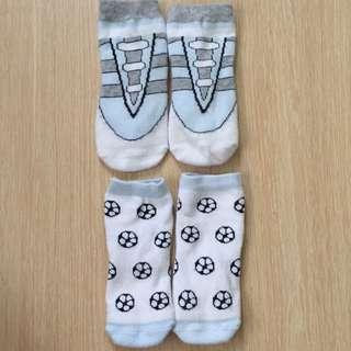 Baby Boy Socks Set