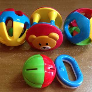 4 in 1 baby toys