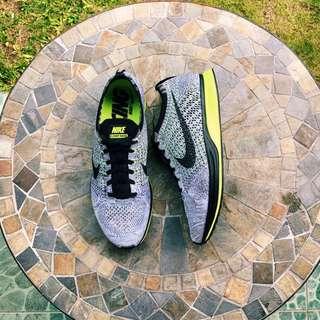 Flyknit racer size 10 not nmd ultraboost adidas asics