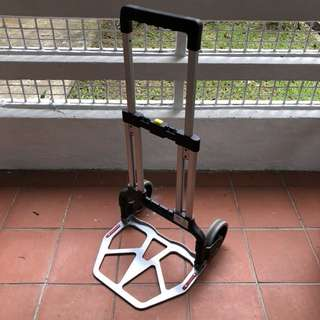 Foldable Hand Truck Trolley