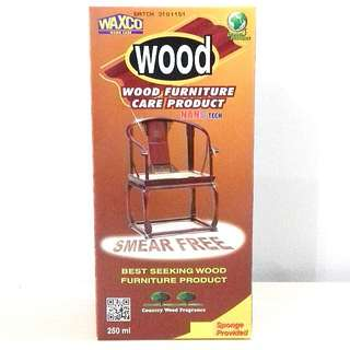 Waxco Wood Furniture Care Product
