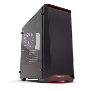 Phanteks Eclipse P400S Mid Tower Silent Case,Tempered Glass