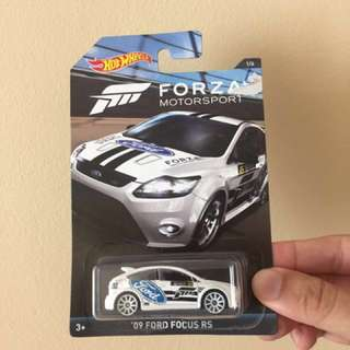 Hw forza 09 ford focus rs