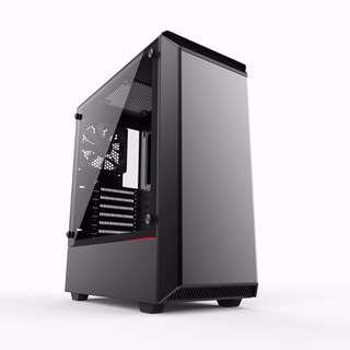 Phanteks Eclipse P300 Mid Tower Tempered Glass