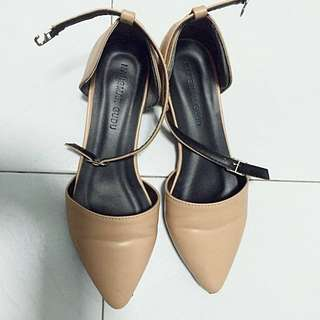 Mary jane shoes (strap shoes)