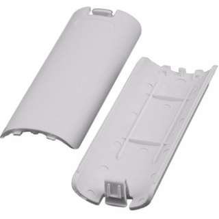 Wii remote control battery cover
