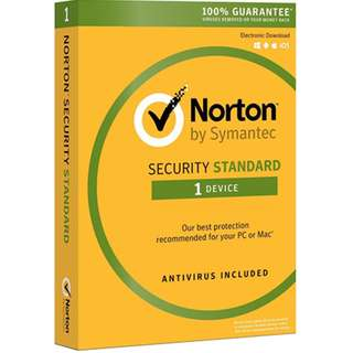 Norton Security Standard 2018