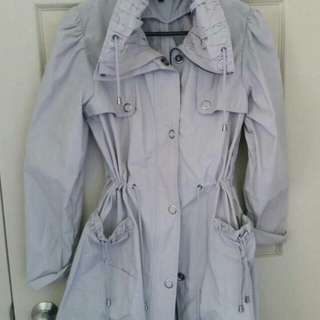 Stylish casual ignite raincoat