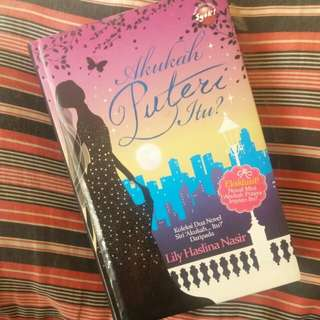 Hardcover Novel