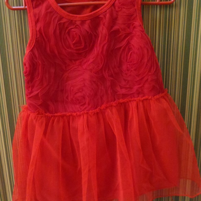 12mos dress (set of 3)