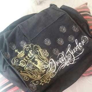 Sling bag (cotton meterial)
