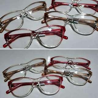 Frame eyeglass