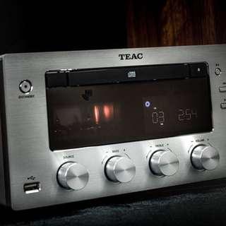 Teac TN-800N mkii 膽管微音響組合(淨機不連喇叭)