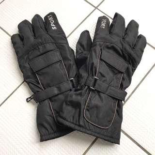 保存良好 二手手套  騎車手套 防風手套 防寒手套