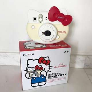 Fujifilm Instax Mini Hello Kitty Limited Edition