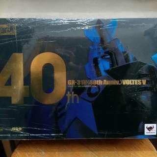 超合金魂 行版 GX-31V 40週年