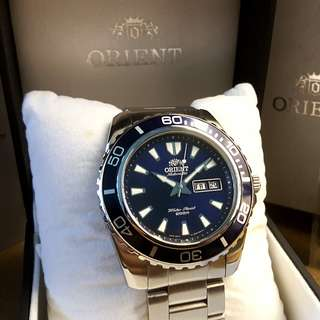 Orient Blue Mako XL Diver