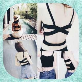 Bralette tali silang