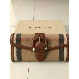Original Burberry Wallet