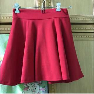 Pre loved red dress